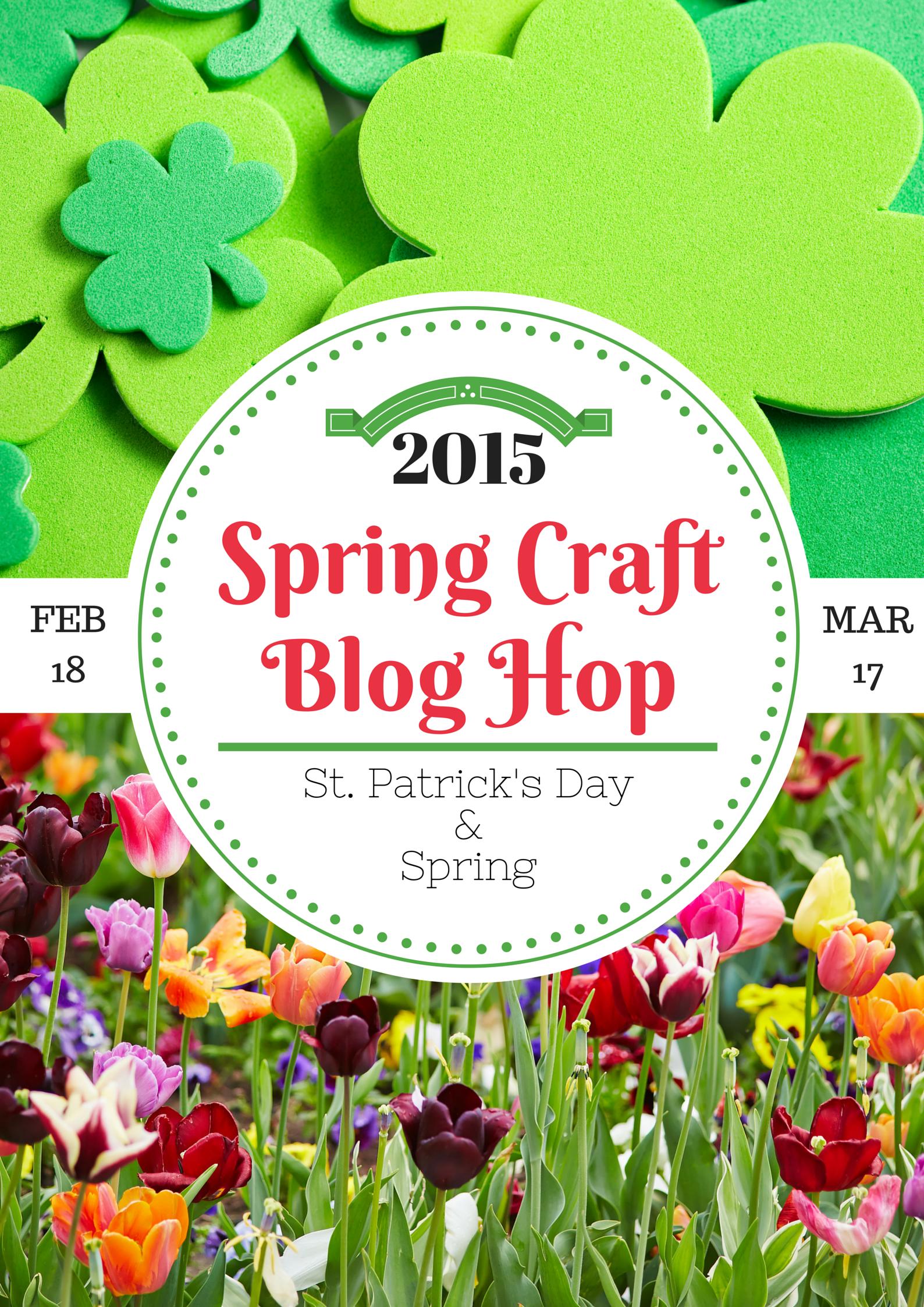 Crafts for Spring 2015