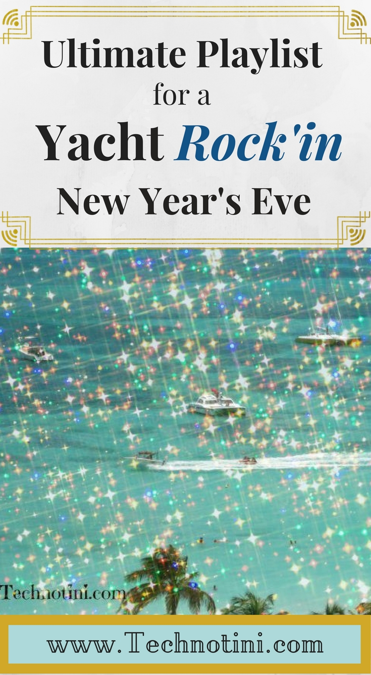 This Ultimate List of Yacht Rock songs will add a breezy flare to your New Year's Eve bash.  With favorites from Jimmy Buffett to Lionel Ritchie and even Sade (plus many more), there's something for everyone to rock the night away. Check out number 5, it's one of my faves!