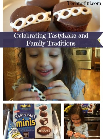 Celebrating TastyKake and Family Traditions