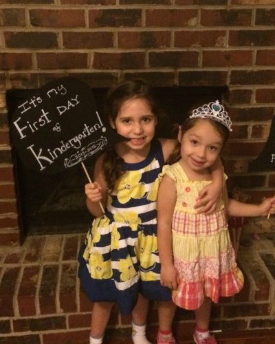 The Ultimate DIY First Day of School Sign-Speech Bubble-Style