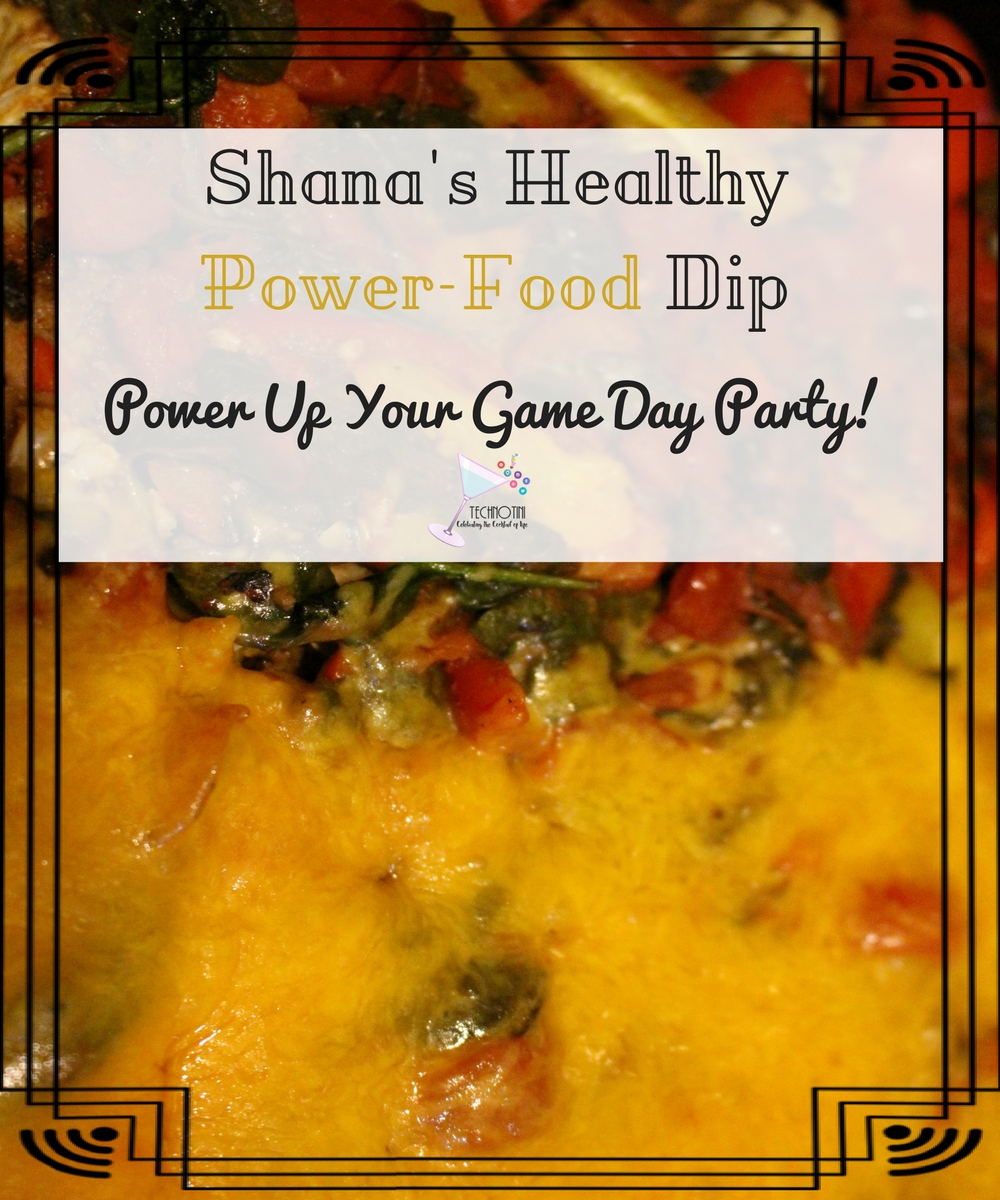 This healthy twist on the classic Seven Layer Dip will score big points with the whole family. It's packed with tons of power-foods and healthy bison. There are two ways to make this dish. Next time, I think I'll go with time saver Option 2. Big Game| Game Day| Super Bowl| football| party food| healthy dinner| power foods| seven layer dip| Mexican layered dip