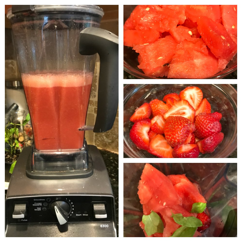 My daughter and I set out to make the perfect summer drink packed with strawberries and watermelon. This easy DIY agua fresca is naturally sweet with no added sugar and will keep you hydrated on the hottest summer days. Includes Bonus recipe to create a Strawberry Watermelon Cocktail!