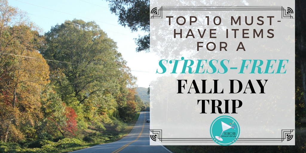 Fall is the perfect time to get outside and enjoy some fun day trips or road trips. So to make sure your next family adventure is as stress-free as possible, I've put together a Top 10 list of my favorite road trip must-haves. It includes everything from preparing for carsick kids, to kid-friendly activities, to solutions if you lose your car keys. By the way, number 8 is one of my favorite tips.