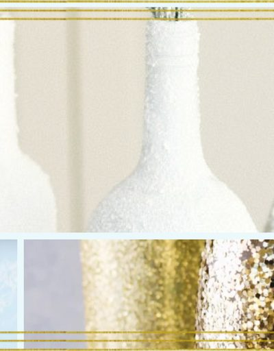 Top 11 Ways to Create Festive Holiday Decor with Upcycled Wine Bottles