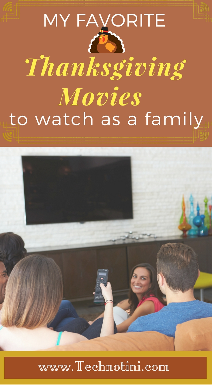 My Favorite Thanksgiving Movies To Watch As A Family