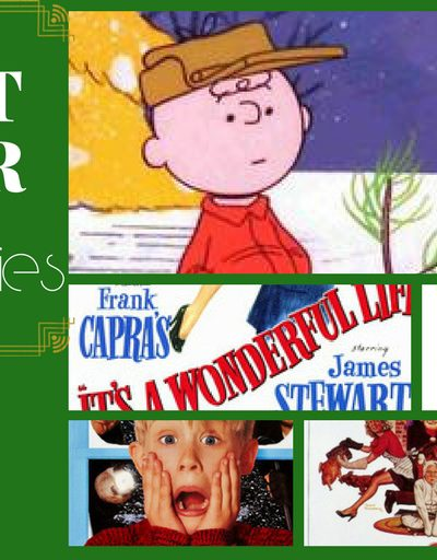 15 Best Ever Holiday Movies (Plus Free Bucket List Printable!)