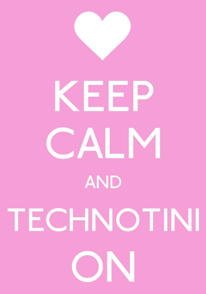 #keepcalm, #technotini