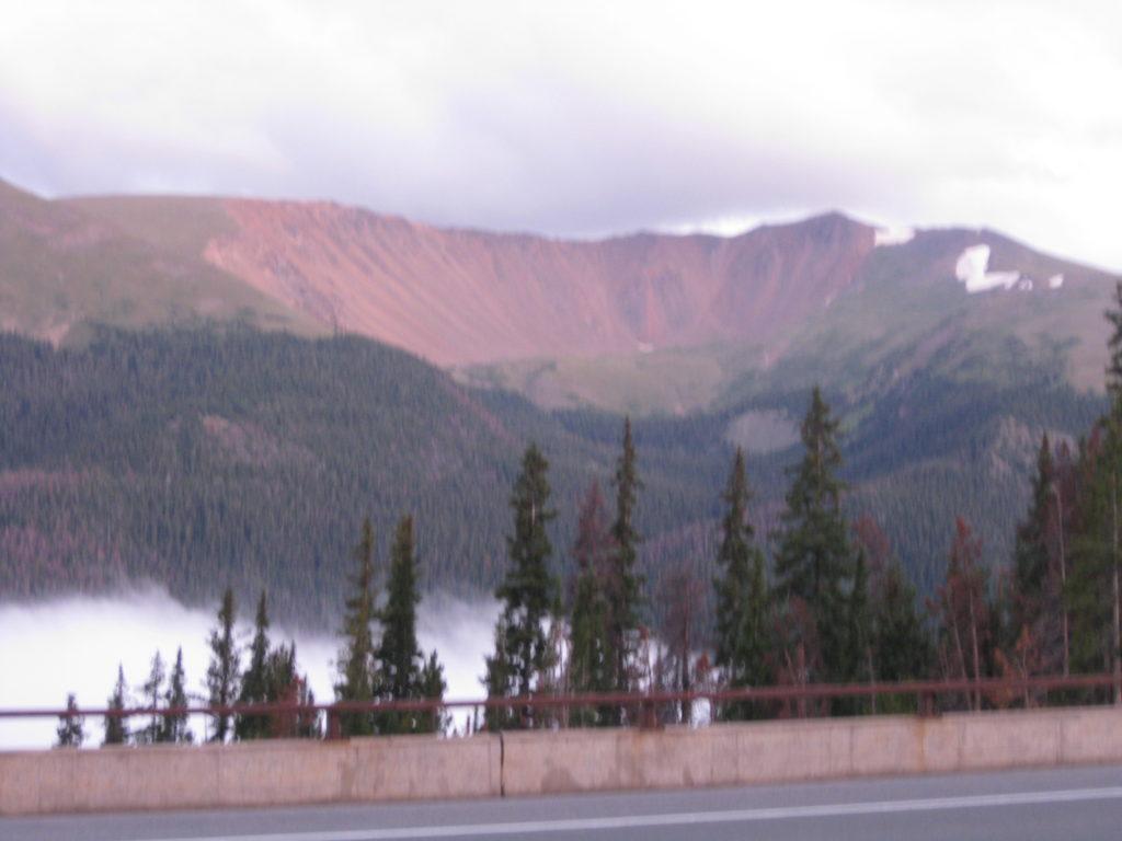 Colorado Rockies off Hwy 40