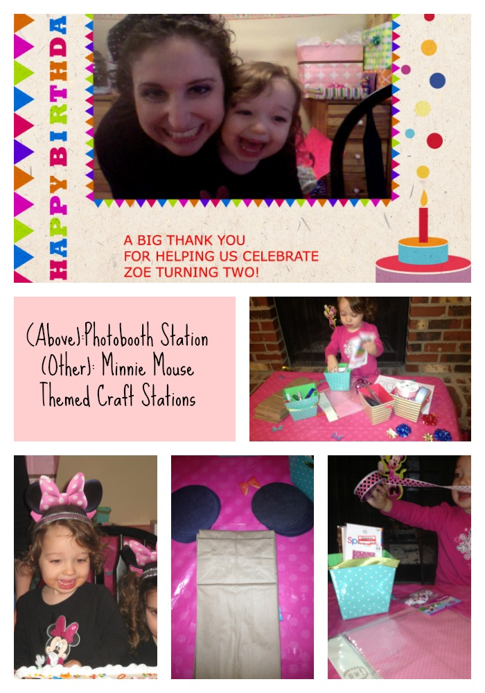 In this post, I share my tips for fun, easy DIY Minnie Mouse themed birthday crafts and activities. Additionally, I share advice from personal experience on how to execute a manage the pressure of creating the perfect kid's birthday party.
