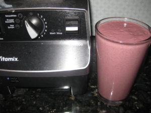 Dr. Oz Weight Loss Berry Breakfast Smoothie