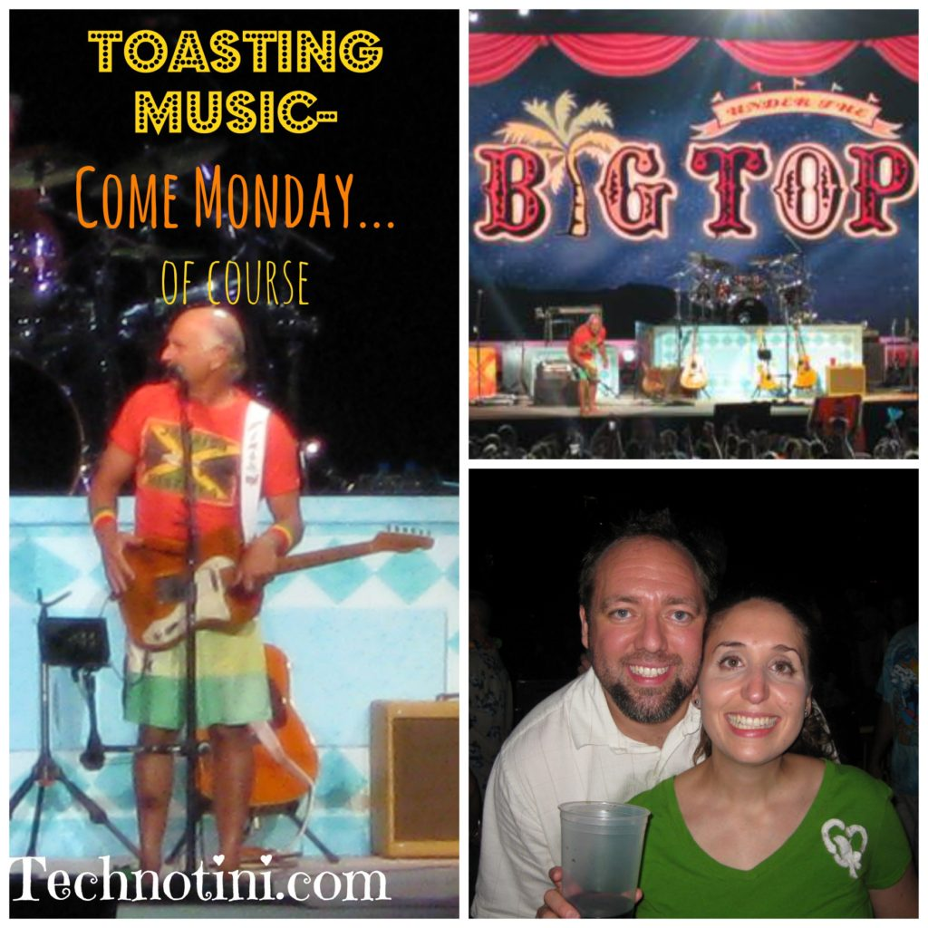 ToastingMusic_ComeMonday Collage