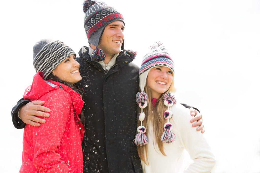 I was recently introduced to outdoor-wear company Sweet Turns.  Their hats are hand-embroidered, super warm, and super soft—a definite winter fashion must-have.  Read about 5 great places to wear this hat even if you don't ski PLUS a bonus cocktail recipe!