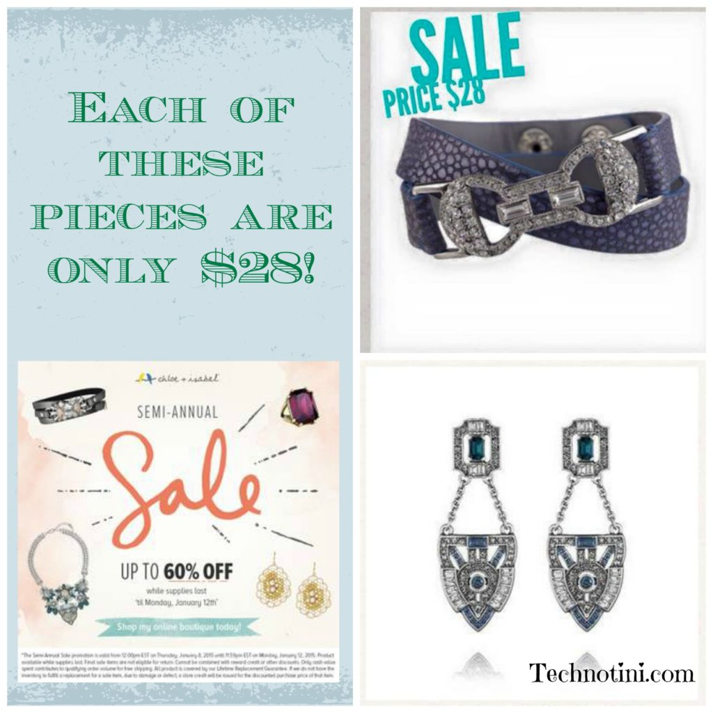 Shop my Chloe and Isabel online jewelry boutique for great affordable styles, perfect for day to night fashions, now on sale.