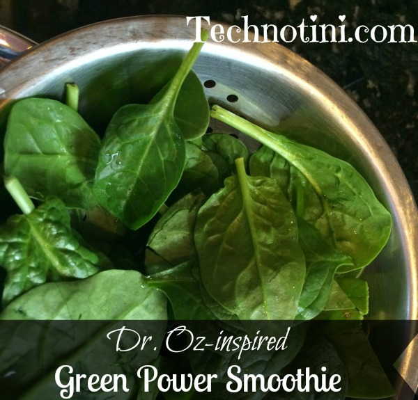 Enjoy this easy to make power-food packed green, protein smoothie.  Includes tips to make it even yummier and tricks to help save time in the morning!
