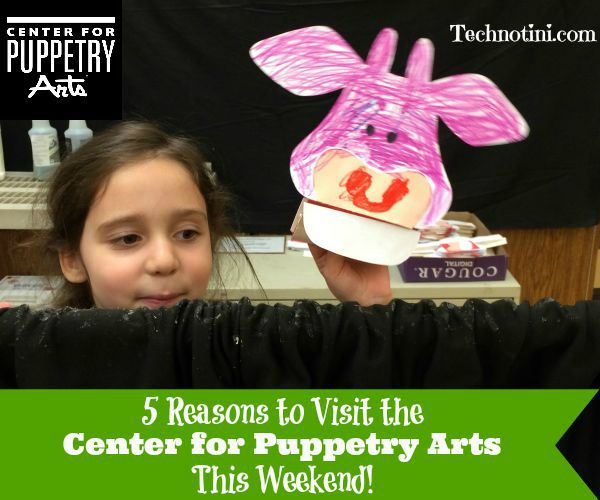 Looking for things to do in Atlanta with kids? Visit the Center for Puppetry Arts. This imaginative theater has great kid crafts and fun for the whole family. Check out my tips and tricks and coupon!