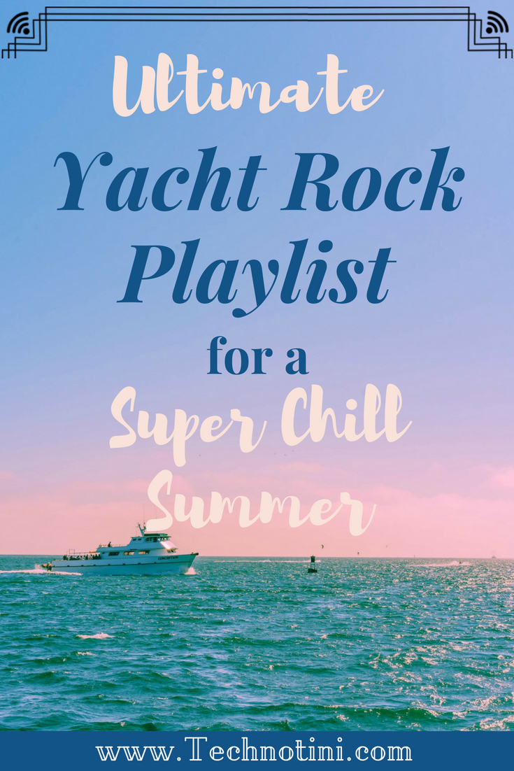 This Ultimate List of Yacht Rock songs is the perfect musical playlist for summer entertaining, including BBQ's, luaus, pool parties, and backyard grilling. With favorites from Jimmy Buffett to Lionel Ritchie and even Sade (plus many more), it's sure to help keep your summer super chill and breezy. Check out number 5, it's one of my faves! #yachtrock #playlists