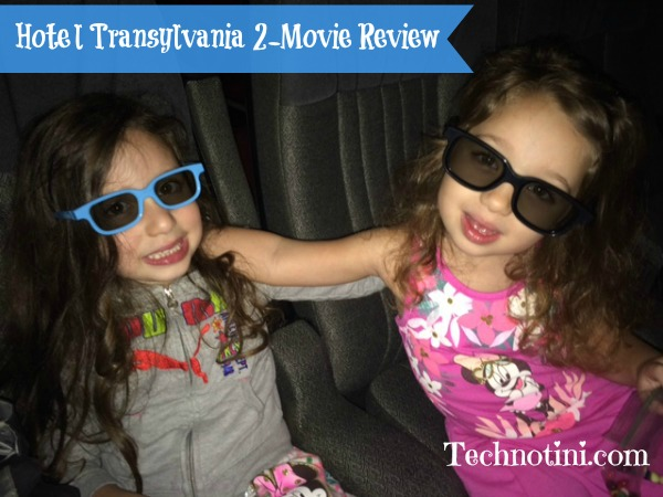 Transylvania Hotel 2 is hilarious. A definite must-see sequel. Read my post to see my periscope review by my kids-they gave it 2 thumbs up!