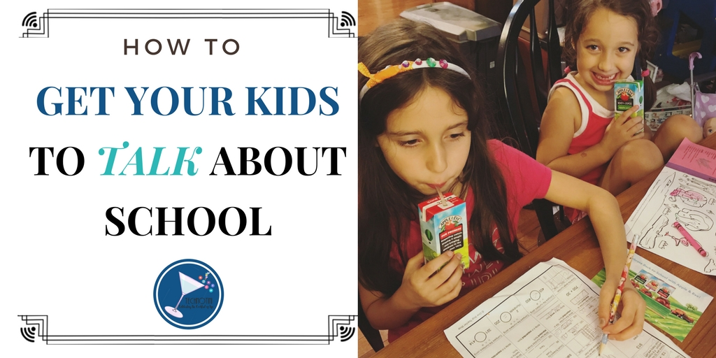 Sometimes it can be pretty difficult to get kids to open up about their day at school. I know I often have trouble. But then I changed my strategy and our after school routine and the flood gates opened! Check out my top tips and after school conversation starters (conversation prompts) to help you engage with your kids after school.