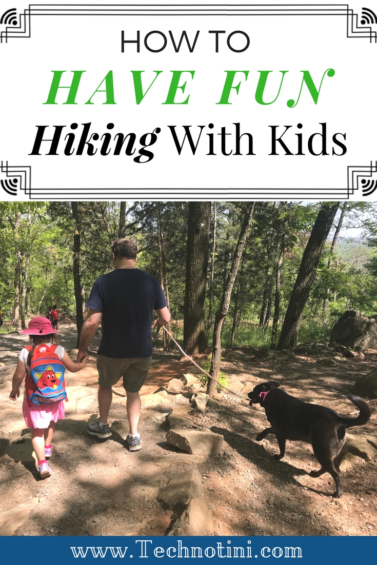 Sometimes it can be hard to motivate kids to go hiking even if they usually love it, so I've put together my top tips to have fun when hiking with kids. These surefire methods will increase the motivation while reducing the whining. In fact, I used all three on our hike last week. Tip #3 was a lifesaver when my girls started getting tired. #hiking #familyfun