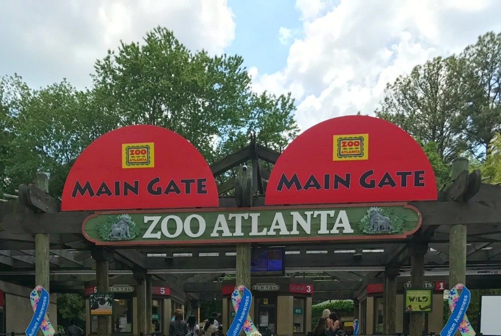 Looking for fun family-friendly Mother's Day events in Atlanta that the whole family will enjoy? Check out my Top 5 picks for celebrating mom. Bonus…they're all FREE for moms. #Free #Atlanta
