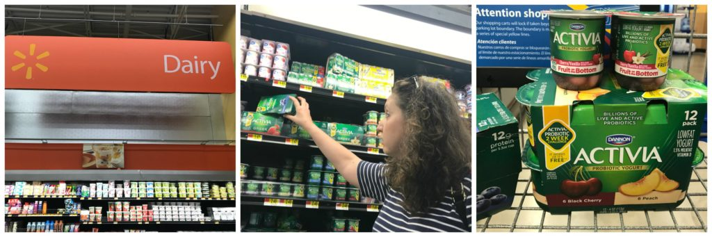 My experience on the Activia Two Week Challenge