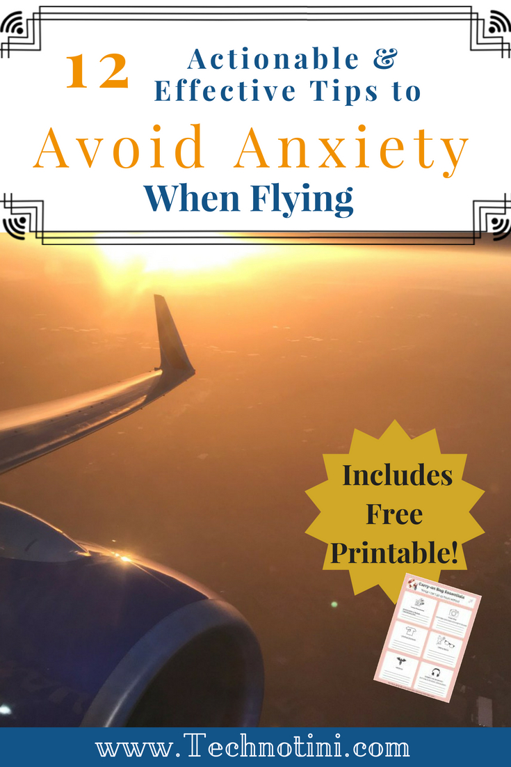 tips to avoid anxiety